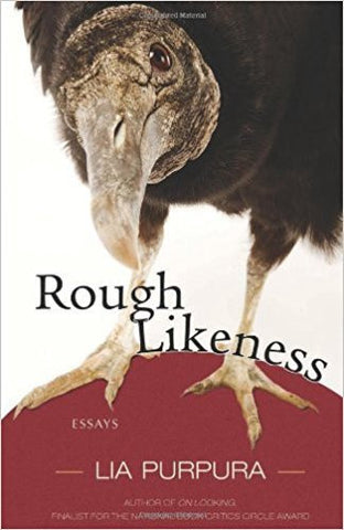 L. Purpura - ROUGH LIKENESS: ESSAYS - Paperback