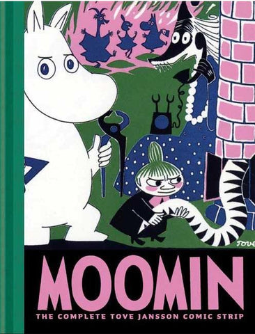 MOOMIN THE COMPLETE TOVE JANSSON COMIC STRIP: VOL 2