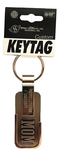 CHROME ARLINGTON KEY CHAIN