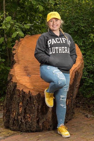 PACIFIC LUTHERAN UNIVERSITY STAPLE QUARTER ZIP