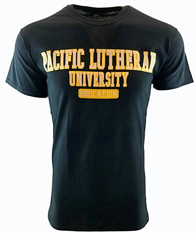 PACIFIC LUTHERAN UNIVERSITY DEPARTMENT ARCH TEE