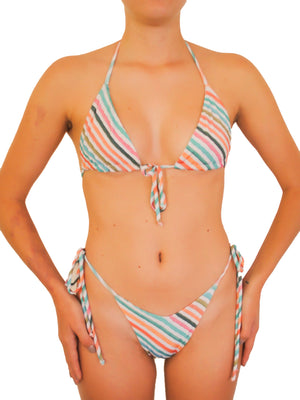 Mara Top - Cali Stripes