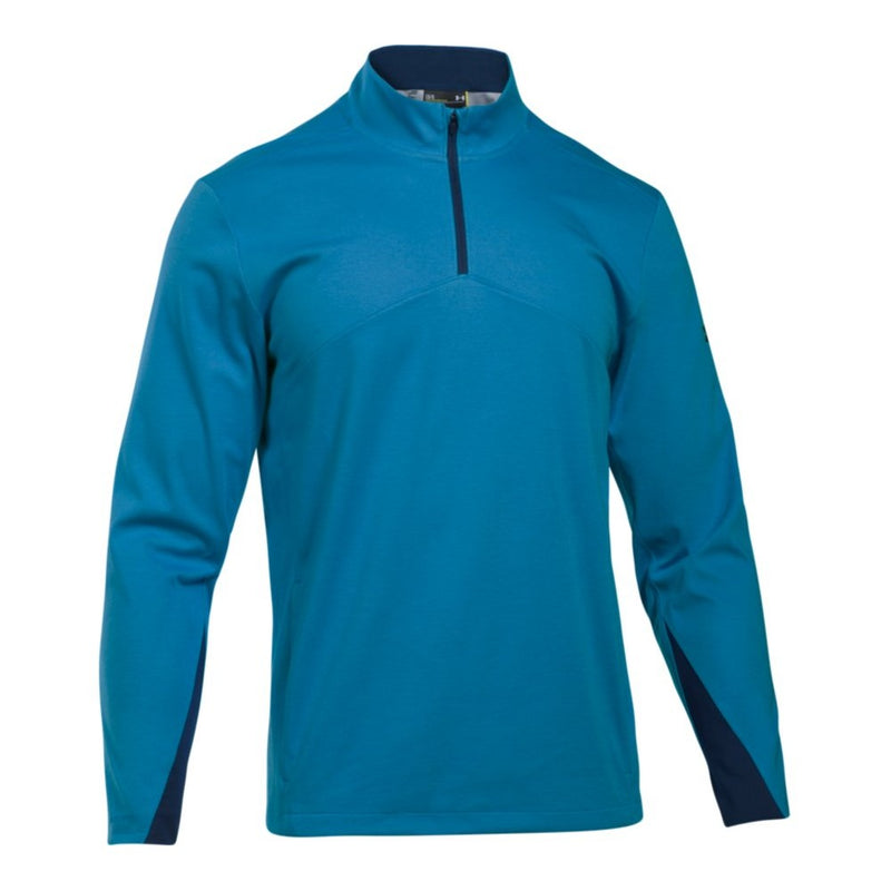Under Armour Cold Gear Blue Storm 1/4 Zip