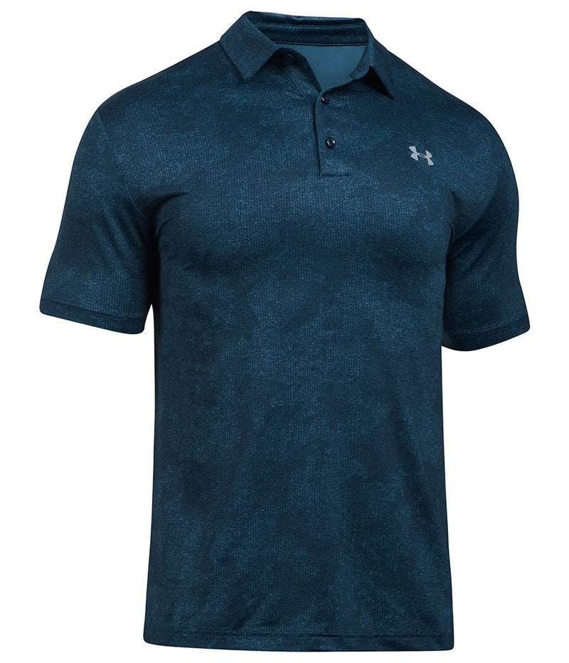 48643a28861 Under Armour Blue Polo Shirt – Carus Green Online Golf Store