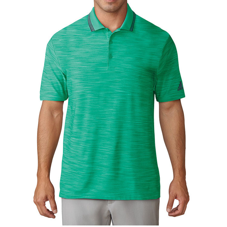 Ultimate 365 Heather Green Polo Shirt