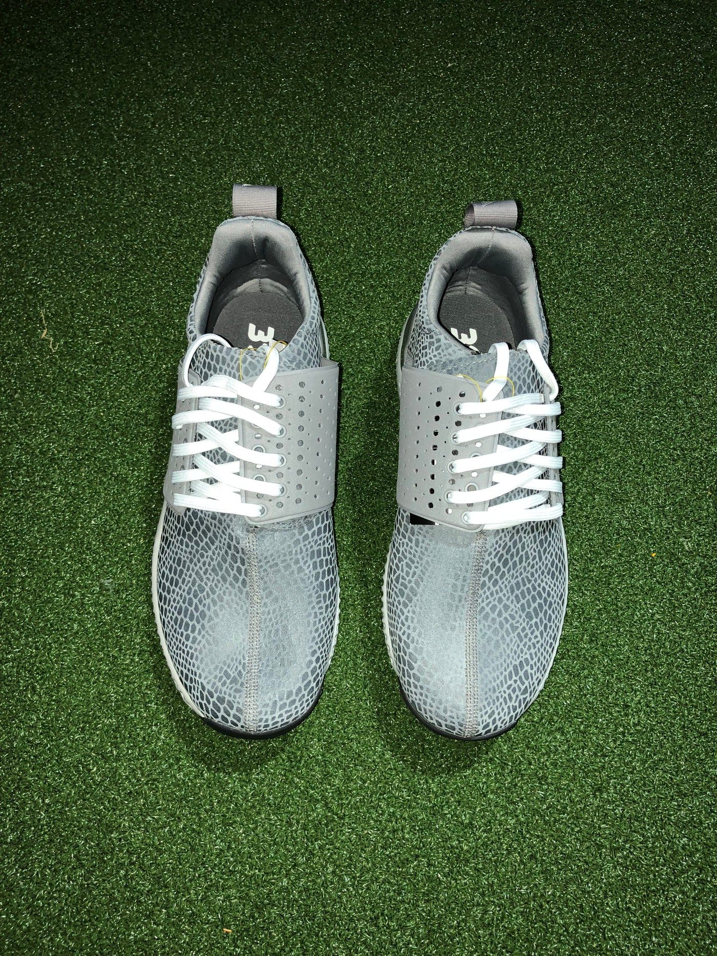 3f0807a812953 ADIDAS Adicross Bounce Golf Shoes Grey Grey White – Carus Green ...