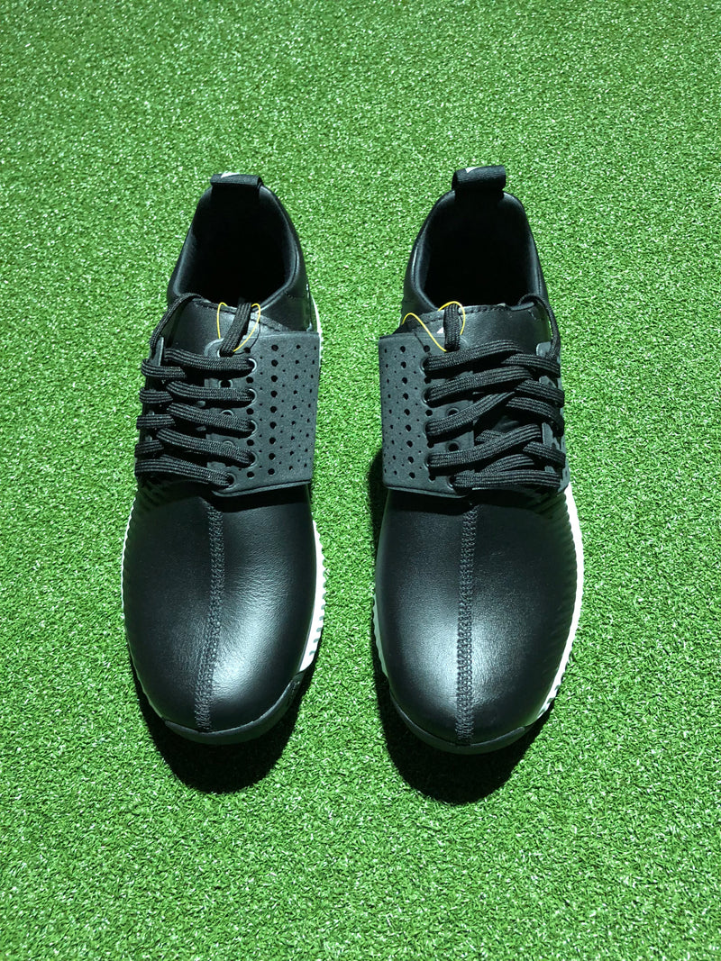Adidas Adicross Bounce Golf Shoes Black/White