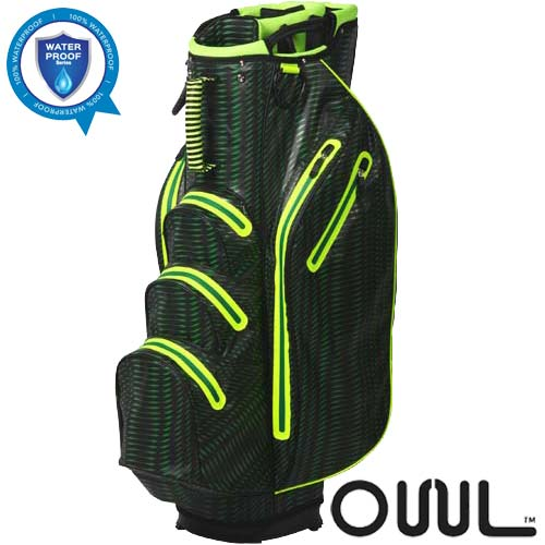 OUUL Python Waterproof Golf Cart Bag