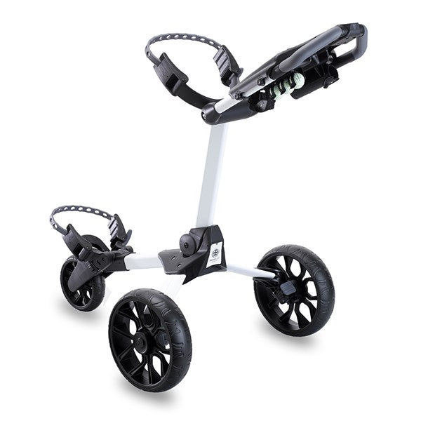 Stewart Golf R1-S Push Trolley White/Black