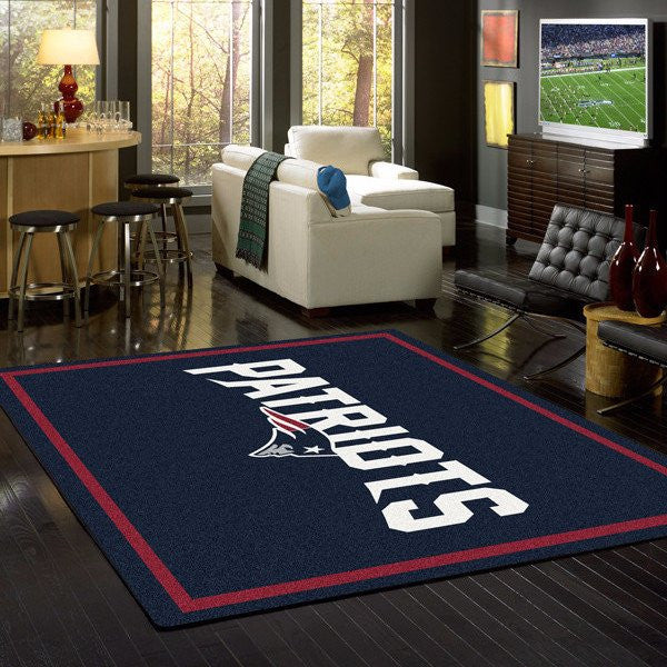 NFL team logo rugs