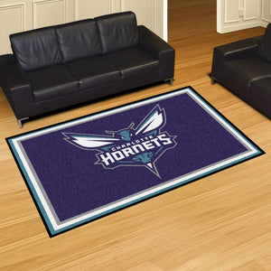 Charlotte Hornets Rug  NBA Area Rug - Fan Rugs