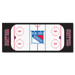 New York Rangers Rink Runner