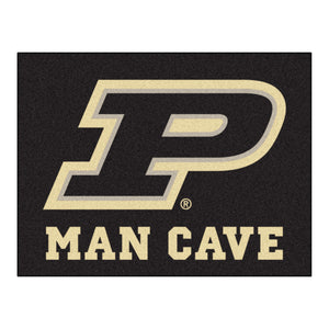 Purdue University Man Cave All Star Mat