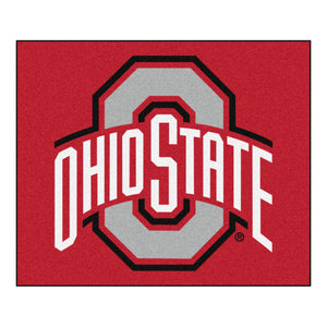 Ohio State University Tailgater Mat  College Tailgater Mat - Fan Rugs