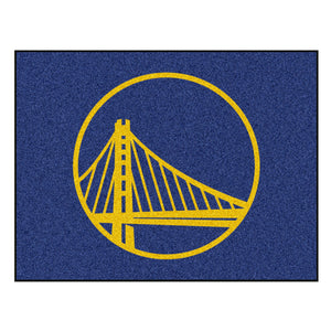 Golden State Warriors All Star Mat  NBA All star mat - Fan Rugs