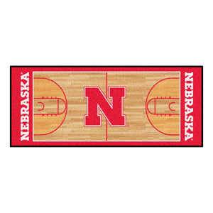 University of Nebraska Basketball Runner