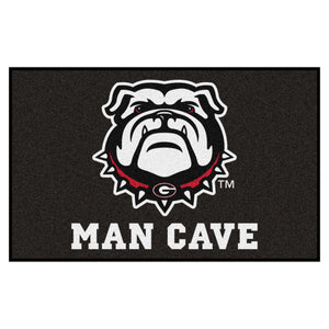University of Georgia Bulldog Man Cave Ulti-Mat