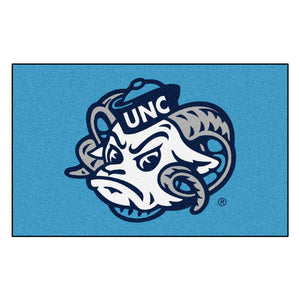 University of North Carolina - Chapel Hill - UNC Mascot Ulti-Mat  College Ulti-Mat - Fan Rugs