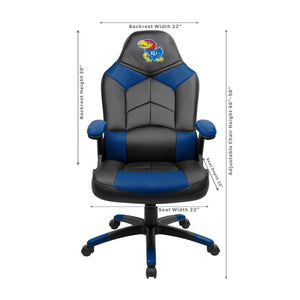 University Of Kansas Oversized Gaming Chair