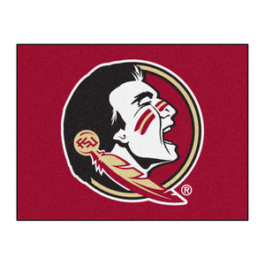 Florida State University All Star Mat  college all star mat - Fan Rugs