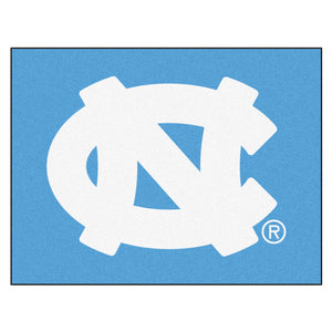 University of North Carolina - Chapel Hill - UNC All Star Mat  college all star mat - Fan Rugs