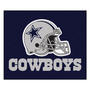 Dallas Cowboys Tailgater Mat  NFL Tailgater Mat - Fan Rugs