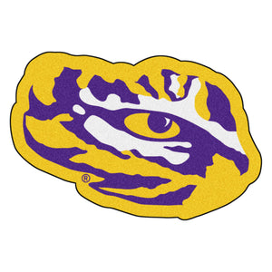 "Louisiana State University - LSU ""Tiger Eye"" Mascot Mat"