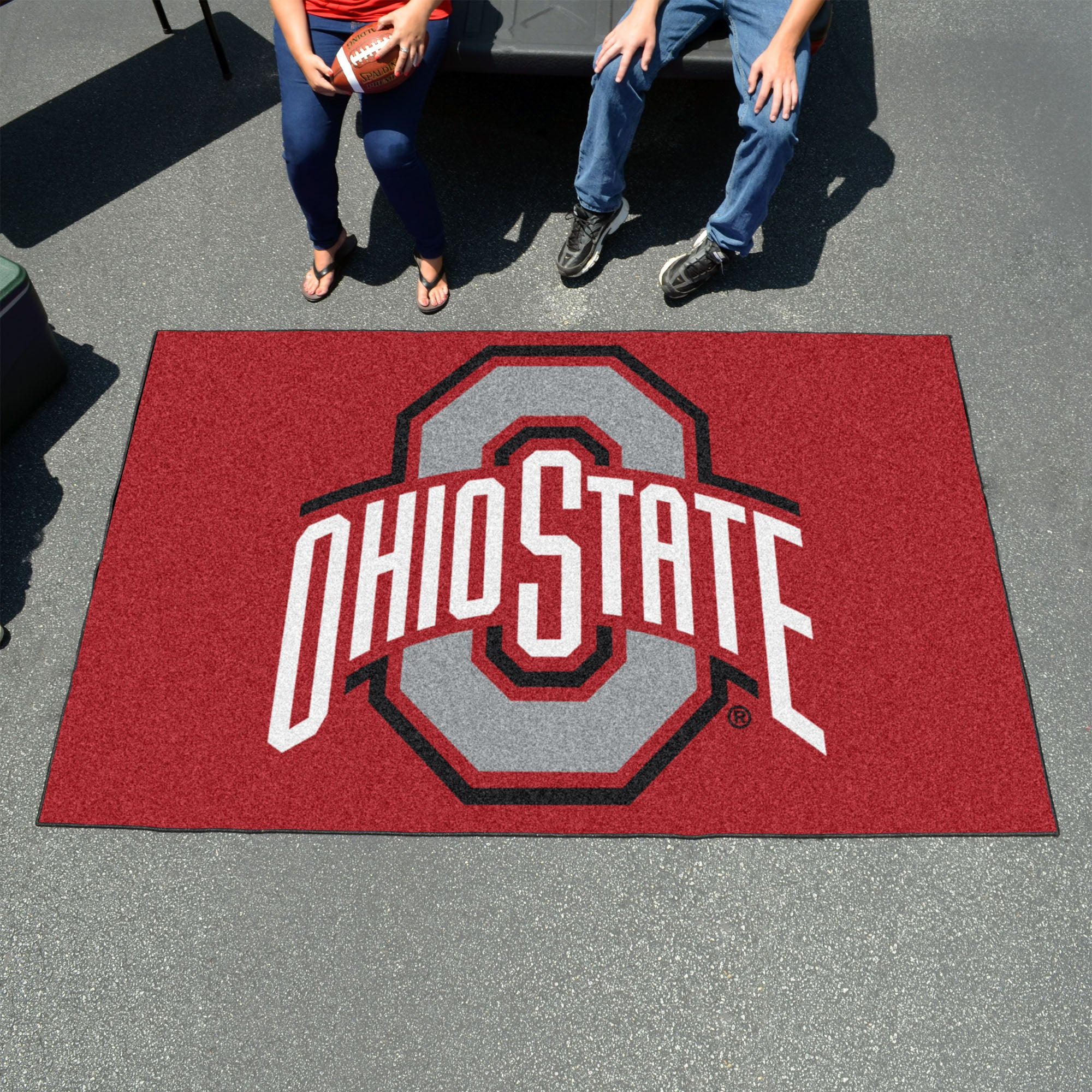 Ohio State University Ulti-Mat  College Ulti-Mat - Fan Rugs