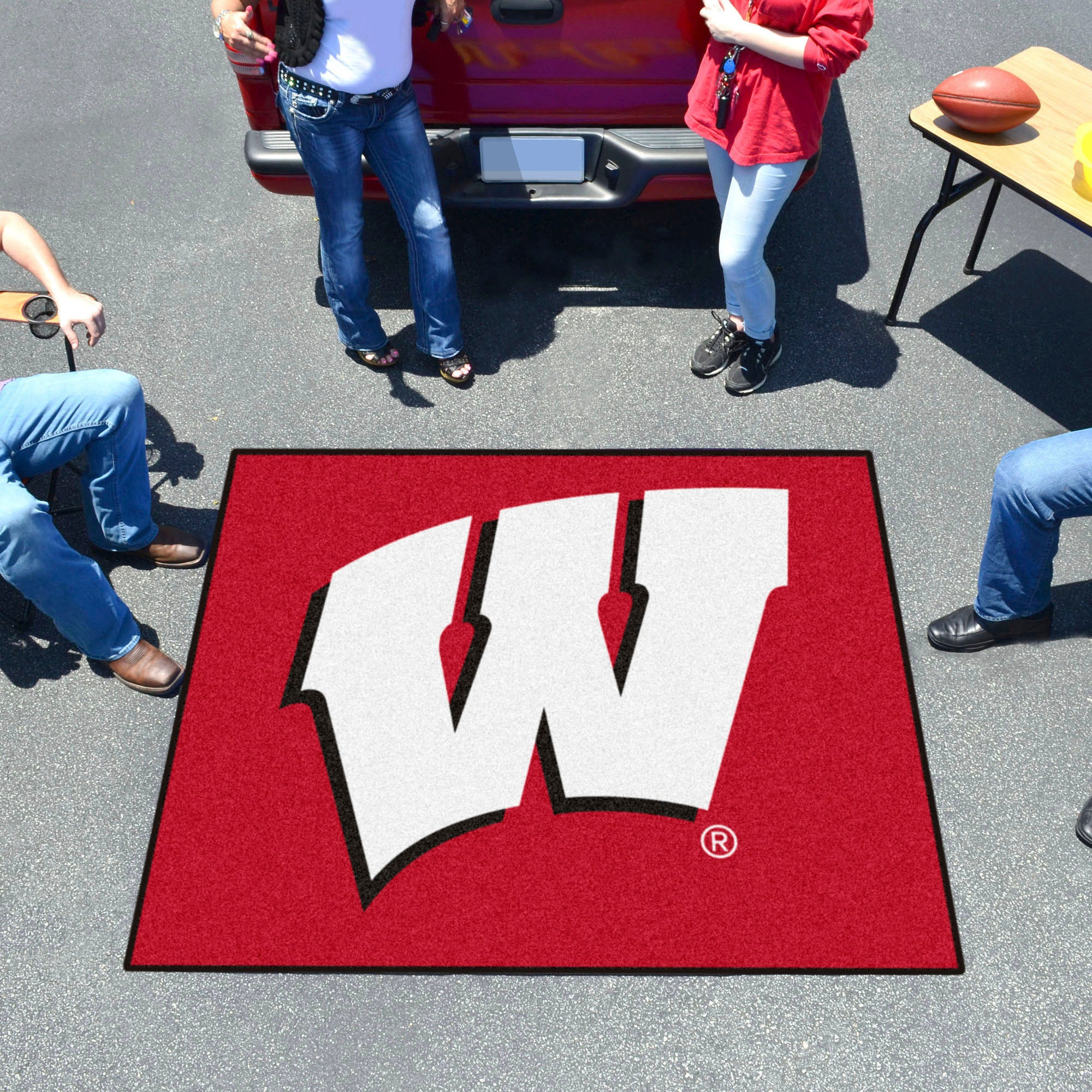 University of Wisconsin Tailgater Mat