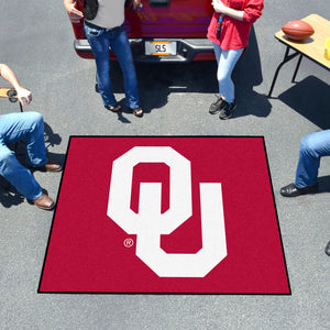 University of Oklahoma Tailgater Mat