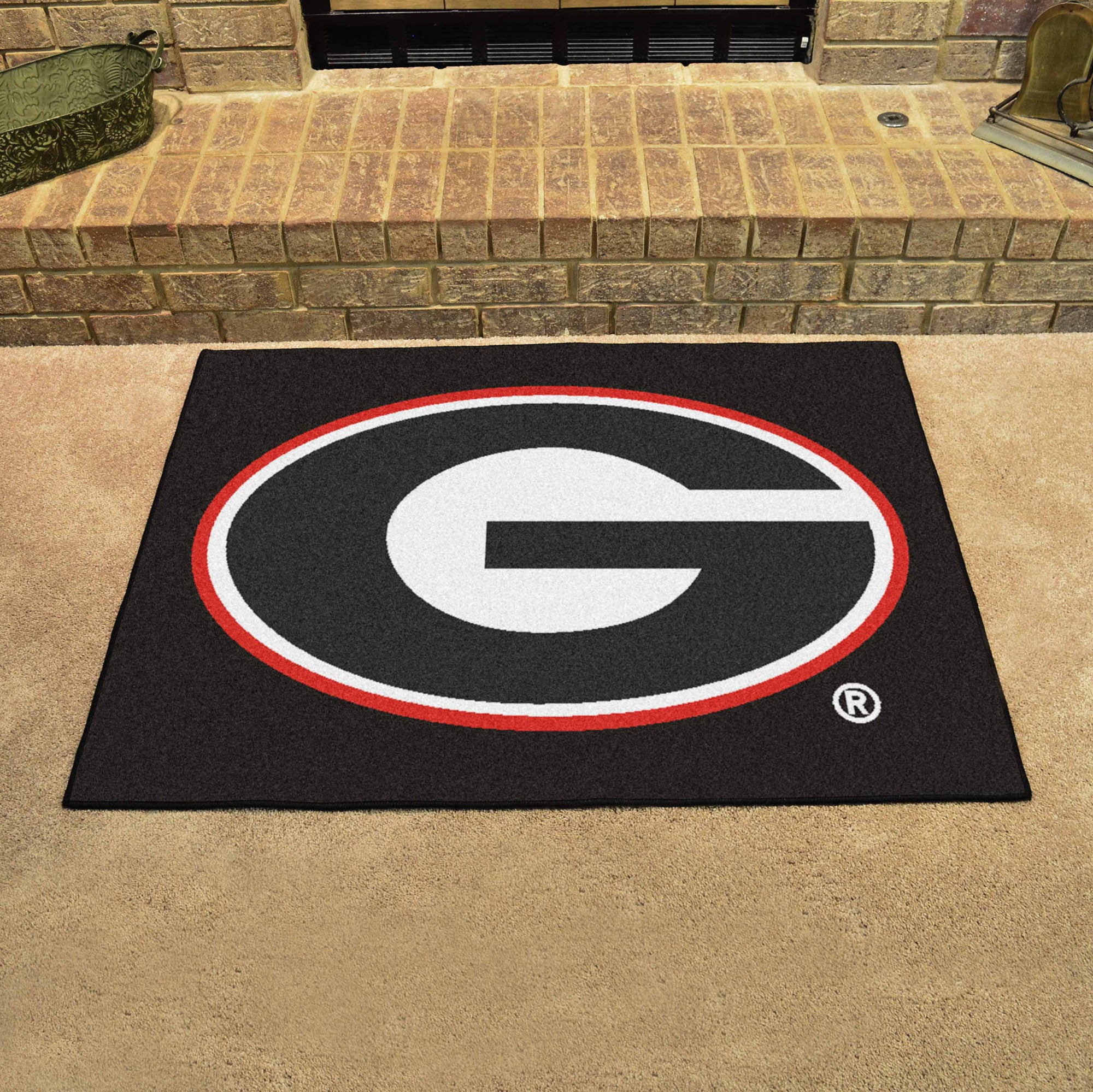 Georgia University All Star Mat