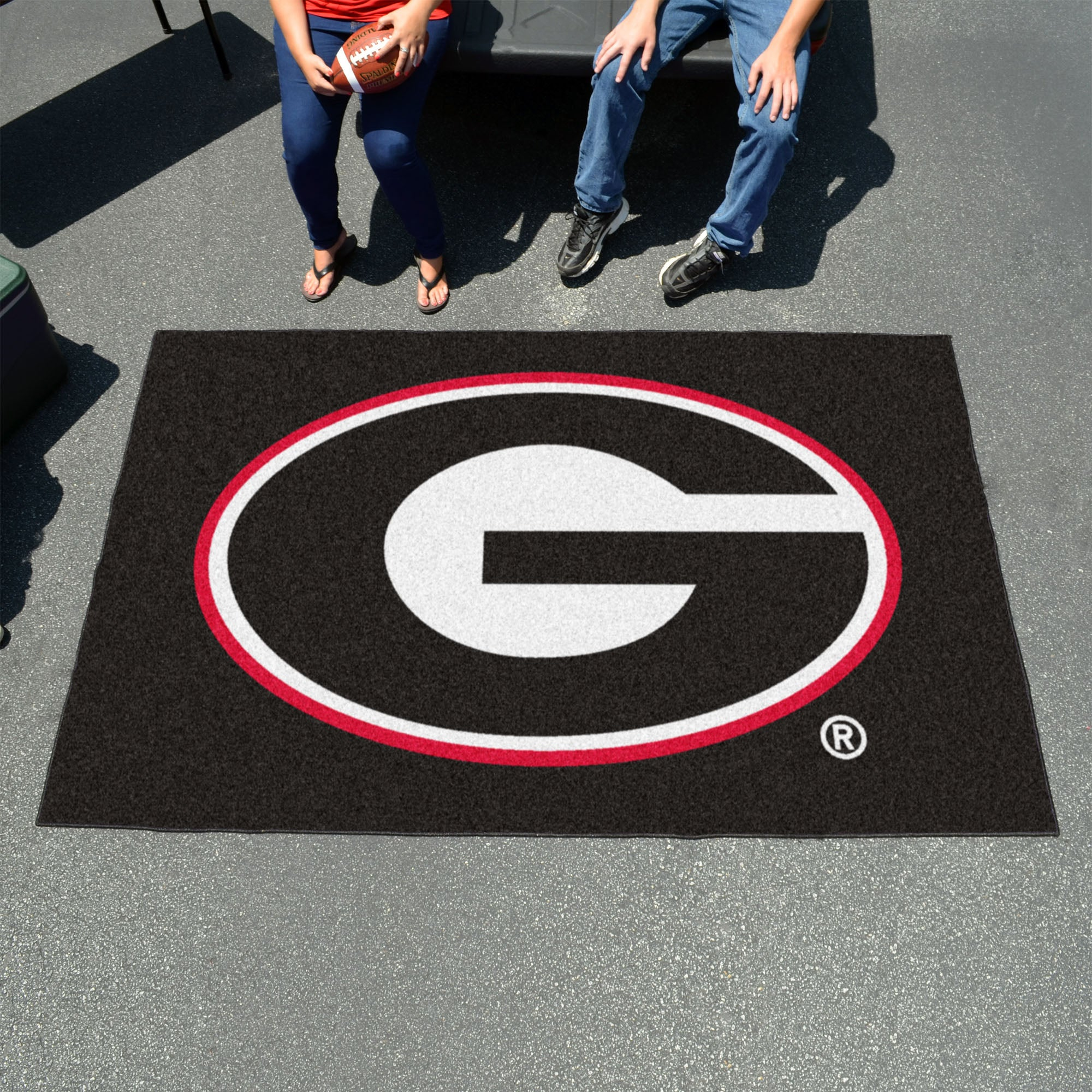 University of Georgia Black Ulti-Mat