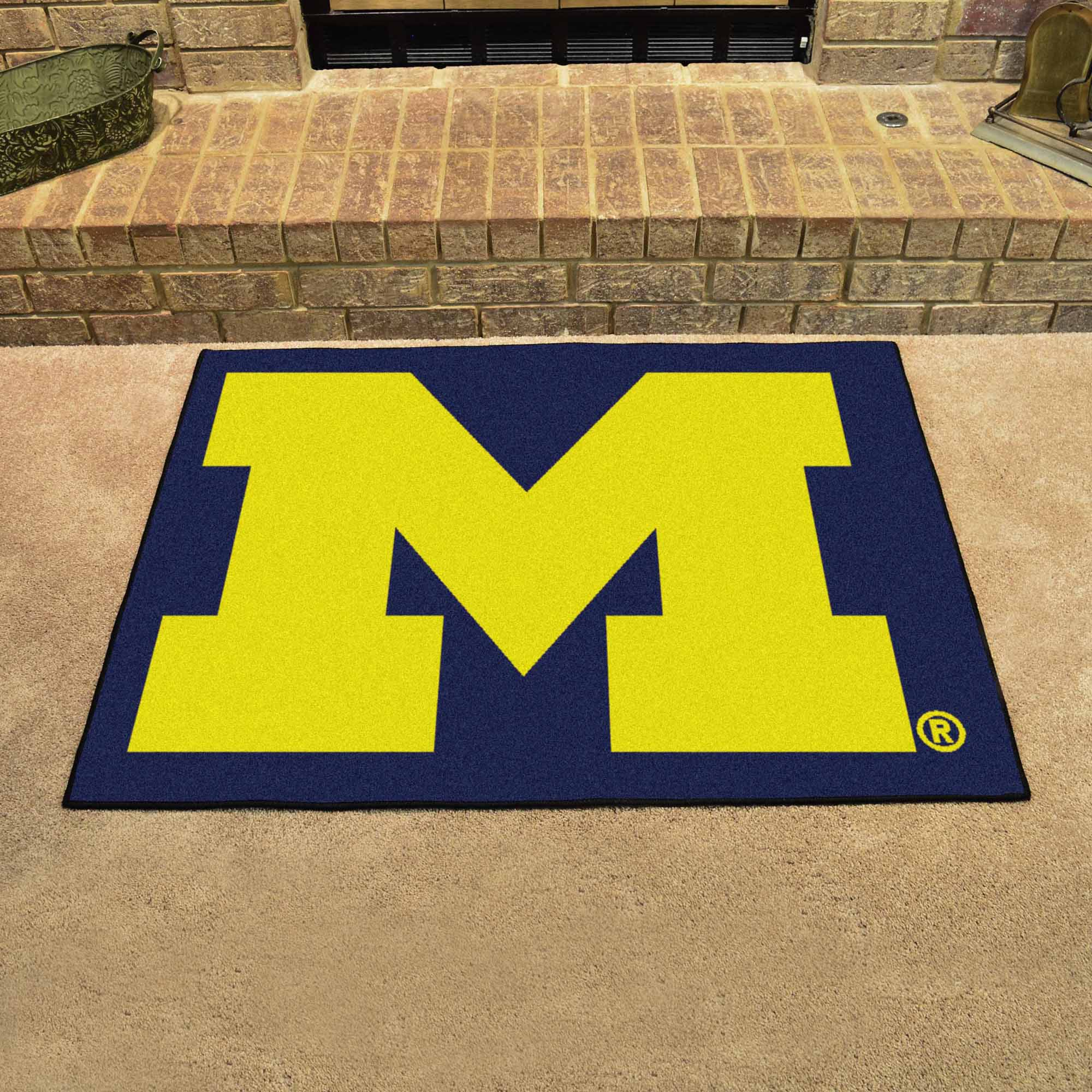 University of Michigan All Star Mat