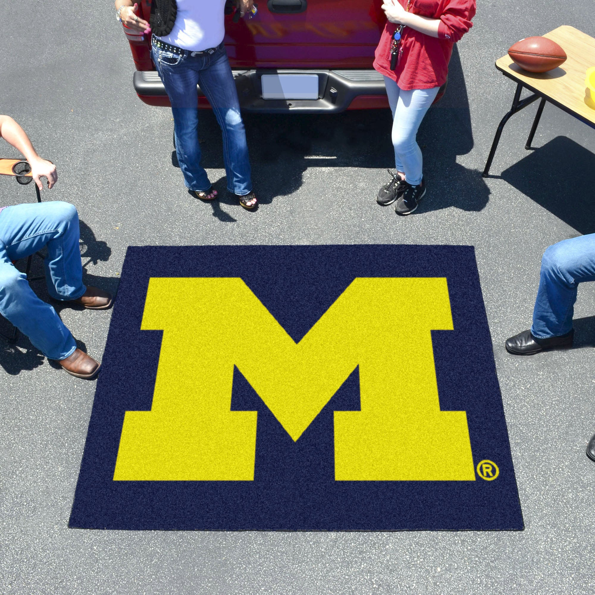 University of Michigan Tailgater Mat