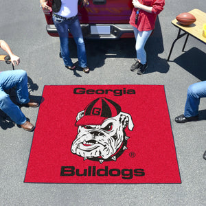 University of Georgia Bulldogs Tailgater Mat