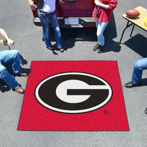 University of Georgia Red Tailgater Mat