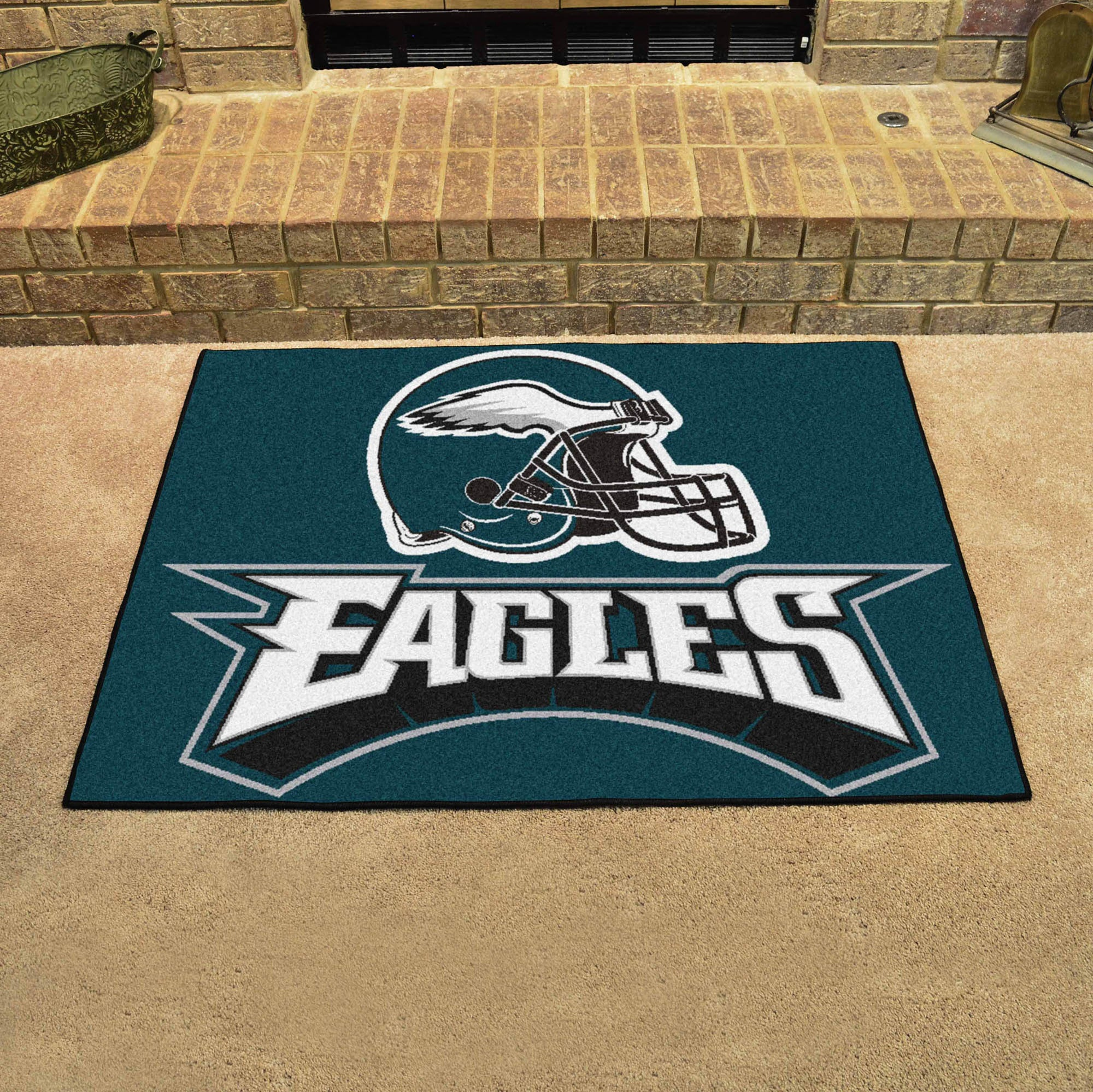 Philadelphia Eagles All Star Mat  NFL All Star Mat - Fan Rugs
