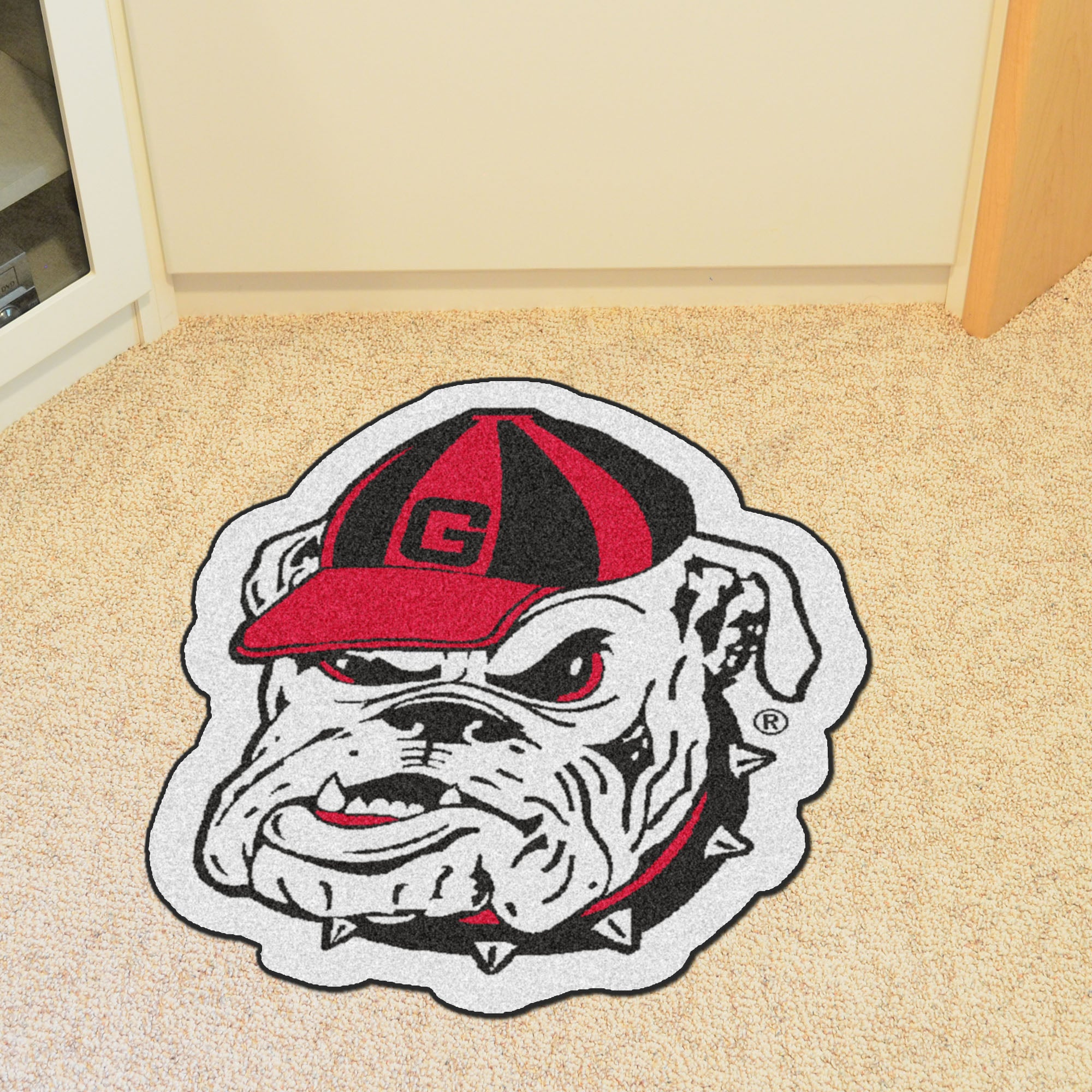 University of Georgia Mascot Mat