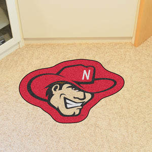 "University of Nebraska ""Herbie Husker"" Mascot Mat"