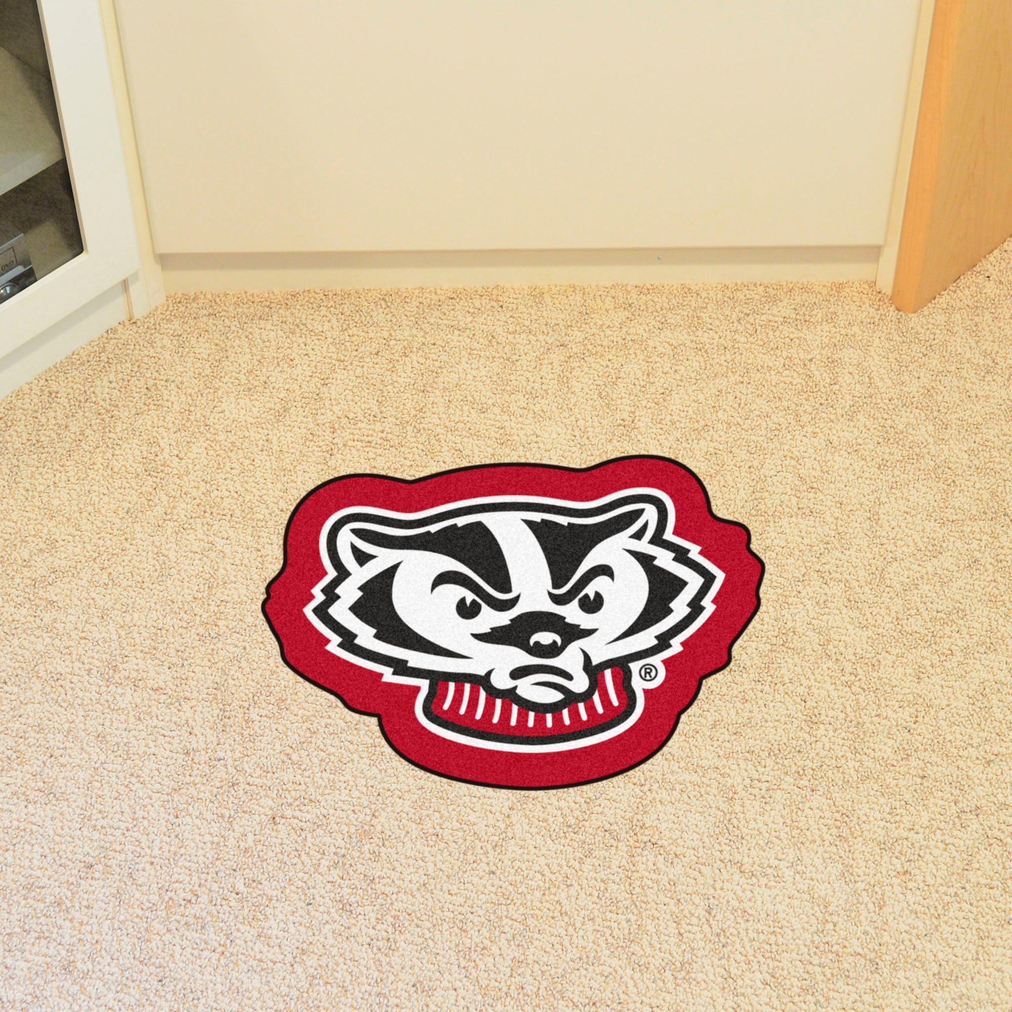 University of Wisconsin Mascot Mat