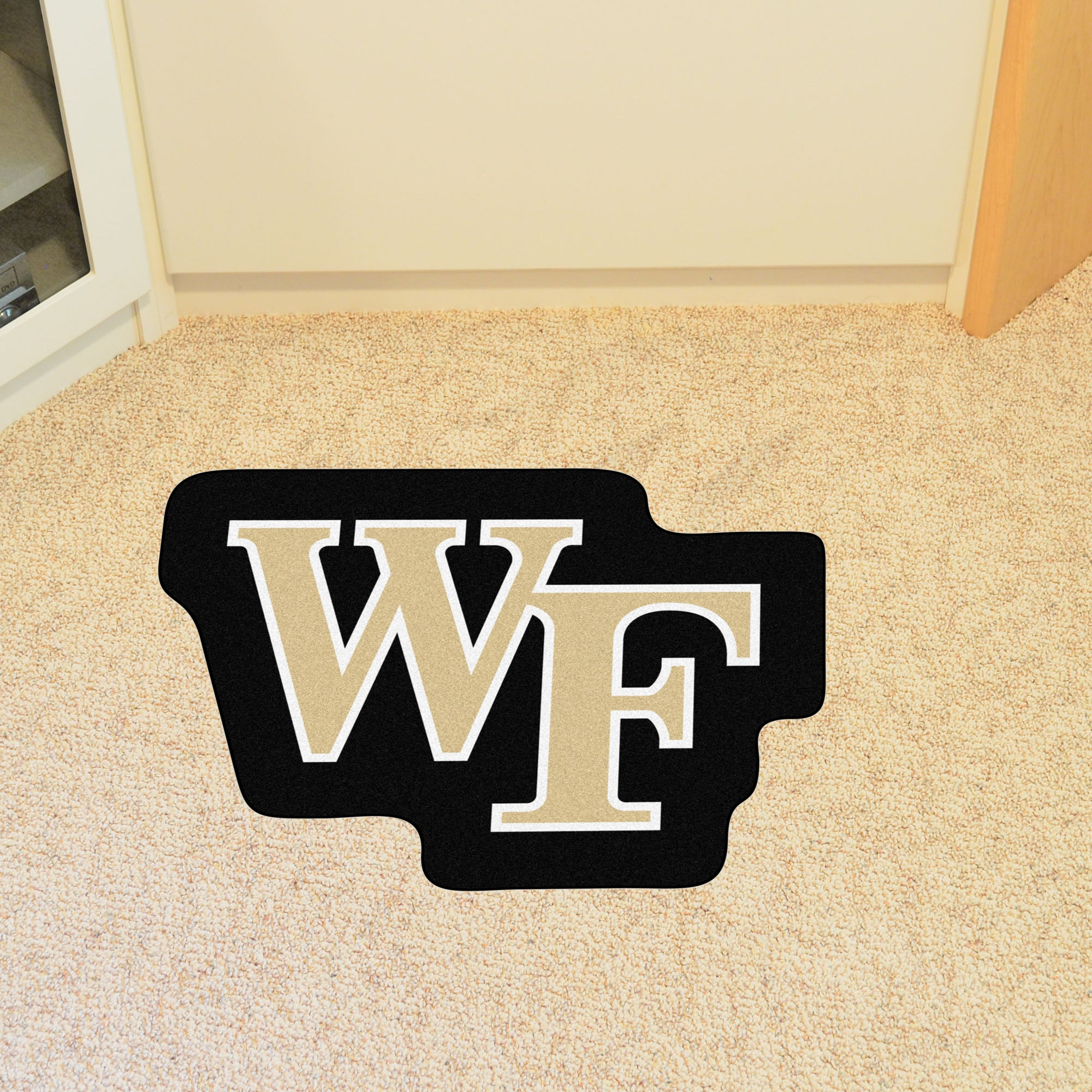 Wake Forest University Mascot Mat