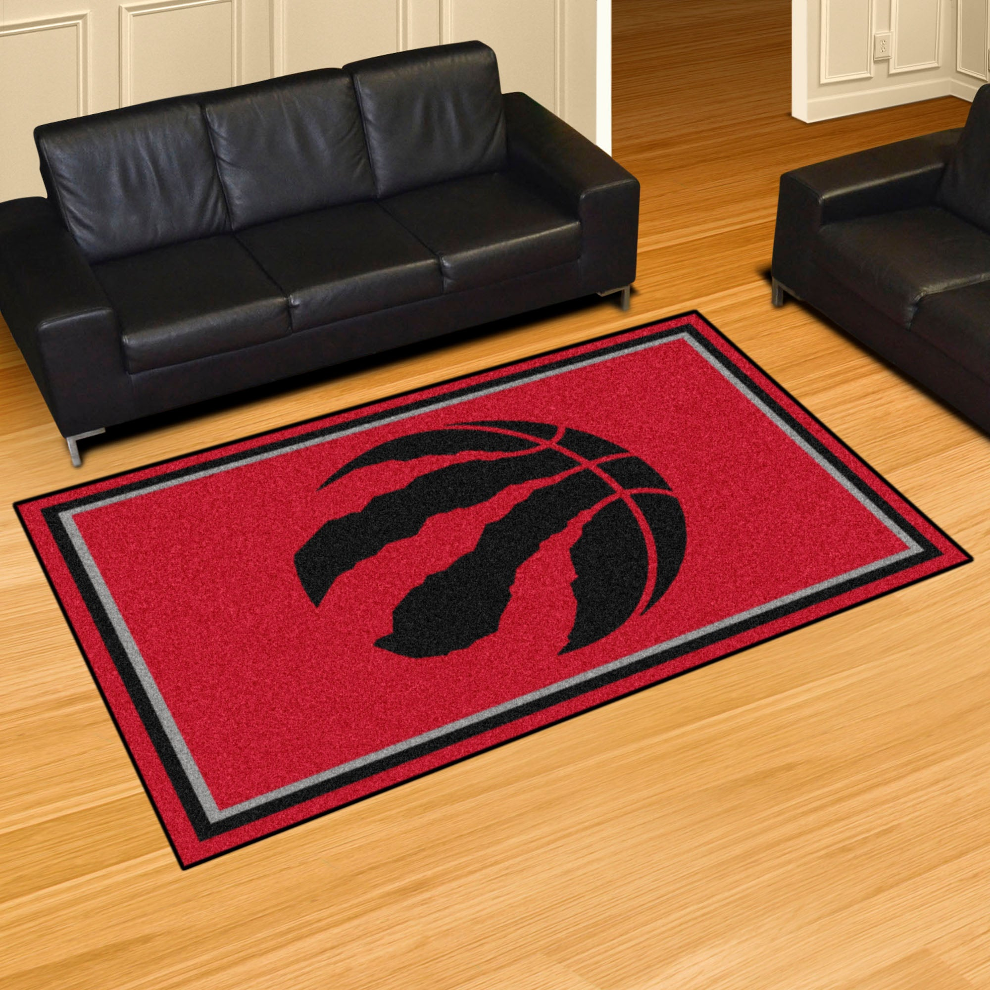 Toronto Raptors  NBA Area Rug - Fan Rugs