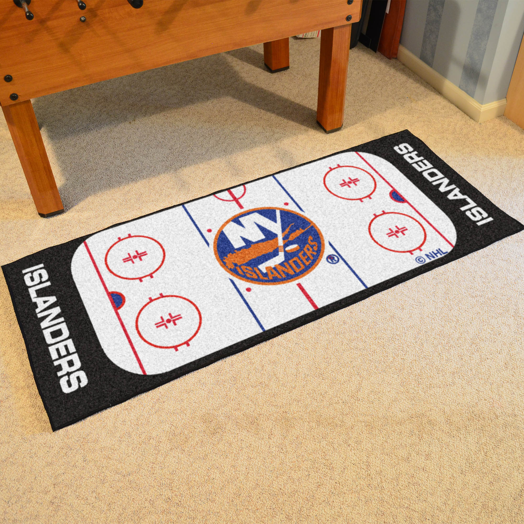 New York Islanders Rink Runner