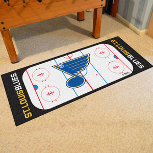 St. Louis Blues Rink Runner