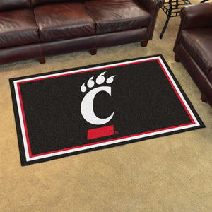 University of Cincinnati Plush Rug
