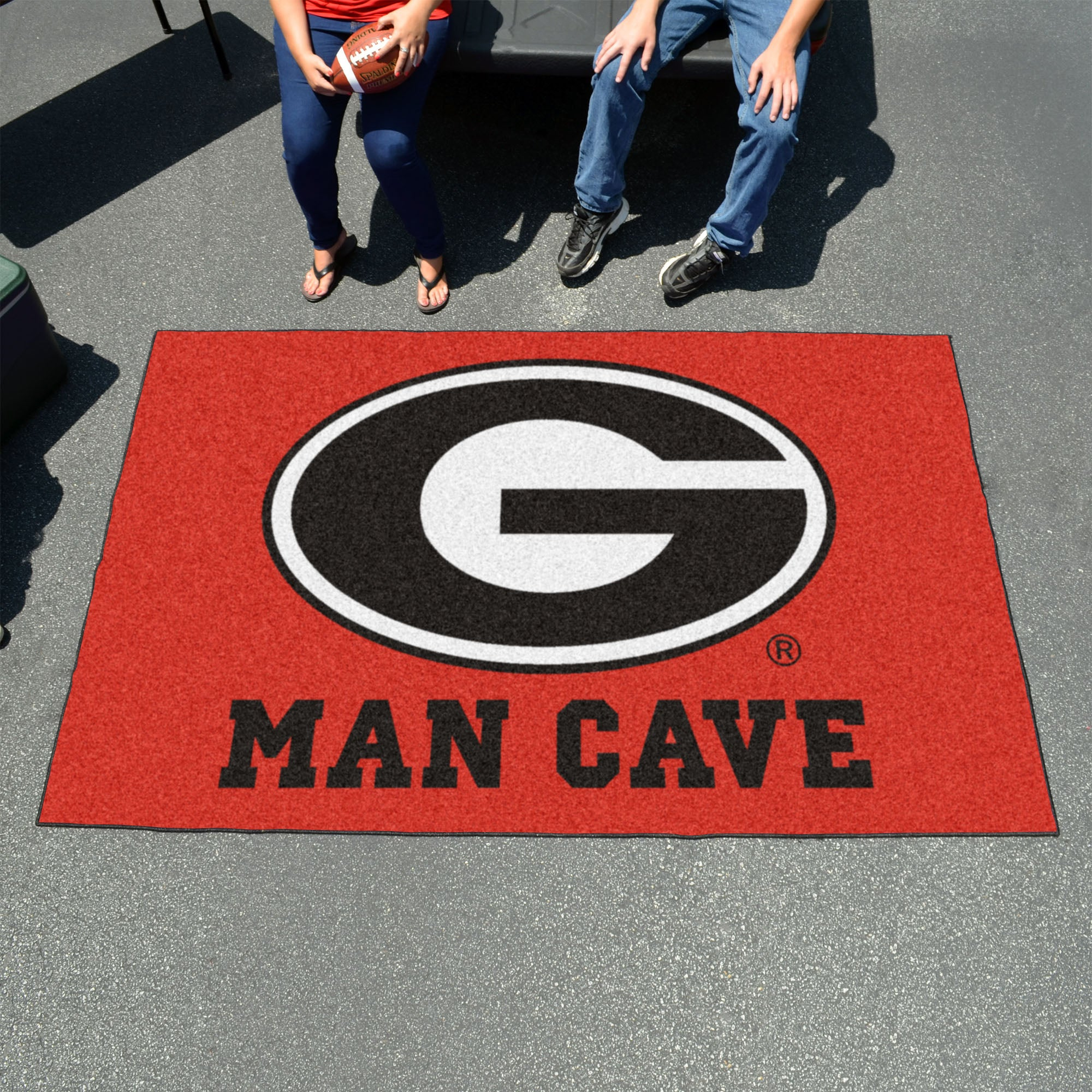 University of Georgia Man Cave Ulti-Mat