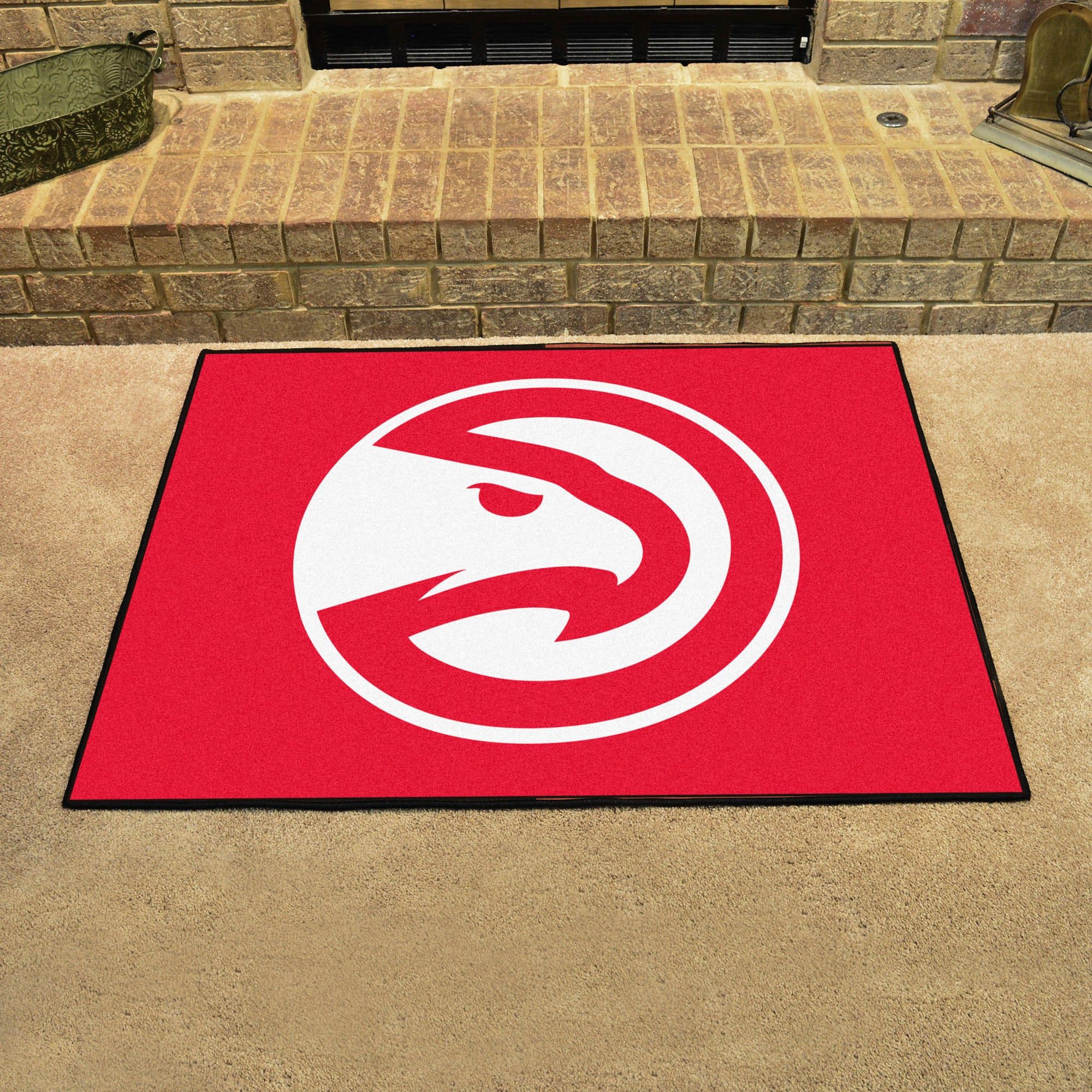 Atlanta Hawks All Star Mat  NBA All star mat - Fan Rugs