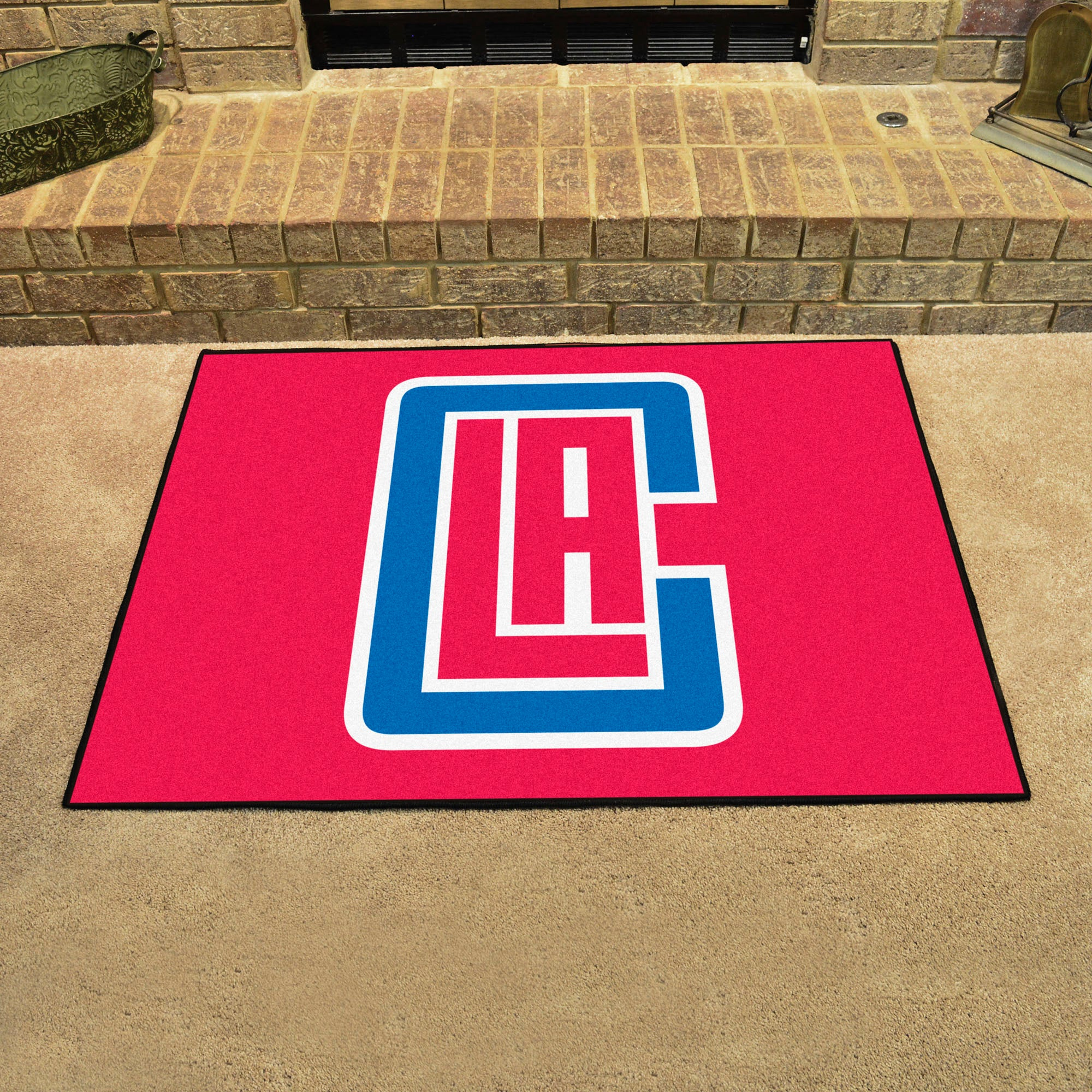Los Angeles Clippers All Star Mat  NBA All star mat - Fan Rugs