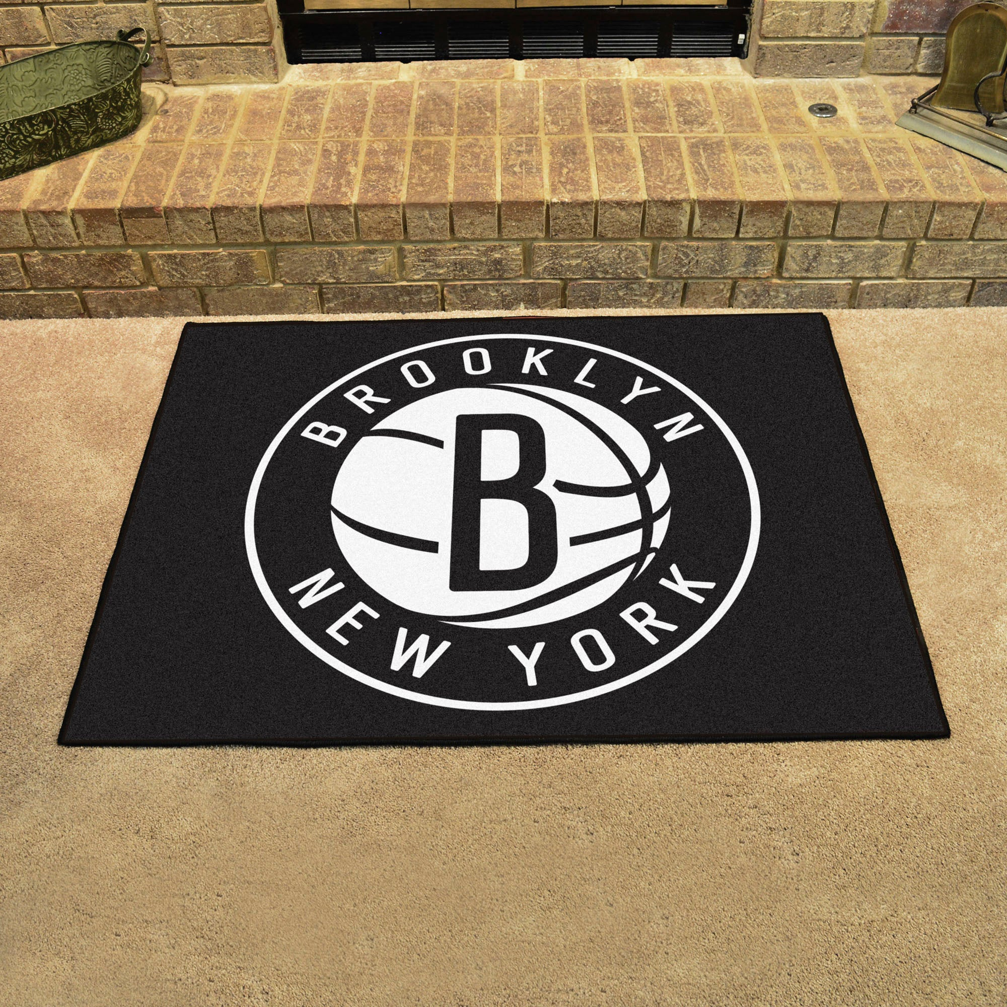 Brooklyn Nets All Star Mat  NBA All star mat - Fan Rugs