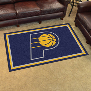 Indiana Pacers Rug  NBA Area Rug - Fan Rugs